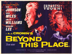 Beyond This Place 1959 DVD - Van Johnson